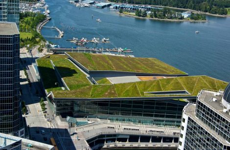 Keeping Canada's Largest Green Roof In Perfect Health