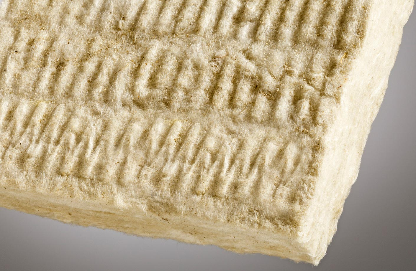 Hygroscopic mineral wool